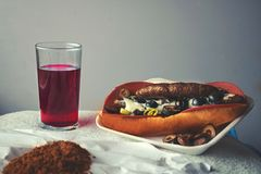 Photo of Food on the Table royalty free stock photos
