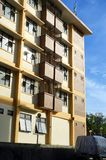 Photo of a flat outside view Royalty Free Stock Photos