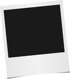 Photo frame. Isolated on white background Royalty Free Stock Image