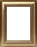 Photo frame. Frame ready to be used in a photo design Royalty Free Stock Photos