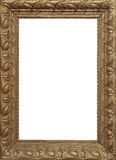 Photo frame. Frame ready to be used in a photo design Royalty Free Stock Images