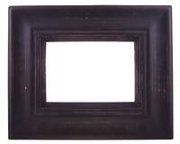 Photo frame. Isolated on white backgrounds Stock Photo