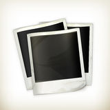 Photo frame. Computer illustration on white background Royalty Free Stock Photos