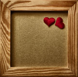 Photo frame. Royalty Free Stock Photo