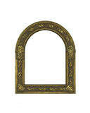 Photo Frame 4. Antique arch photo frame royalty free stock images