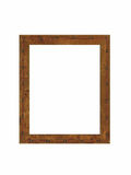Photo Frame 5. A Wooden Marquetry Photo Frame royalty free stock images