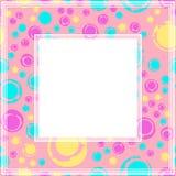 Photo frame-09 Photo stock