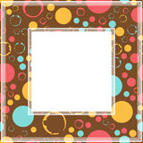 Photo frame-05 Stock Photography