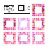 Photo frame-03 Royalty Free Stock Photography