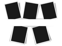 Photo Frame Album Collection Royalty Free Stock Photography