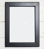 Photo frame with black border, Royalty Free Stock Photo