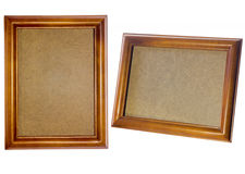 Photo frame. Clipping picture of photo frame stock photography