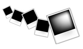 Photo frame Stock Images