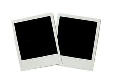 Photo frame isolated Stock Photography