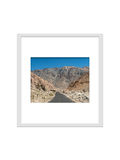 Photo frame isolated for decorate, interior, souvenir, gift, design royalty free stock images