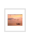 Photo frame isolated for decorate, interior, souvenir, gift, design stock images
