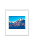 Photo frame isolated for decorate, interior, souvenir, gift, design royalty free stock photos