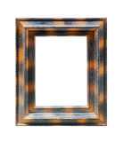 Photo frame. Isolated included clipping path Stock Photography
