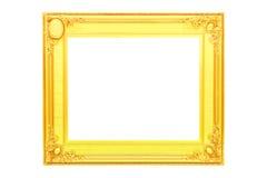 Photo frame isolated on white Royalty Free Stock Image