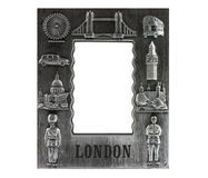 Photo frame London souvenir Royalty Free Stock Image