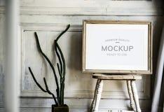 Free Photo Frame Mockup Isolated Lifestyle Stock Photo - 105910410