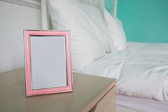 Photo frame at room Stock Photo