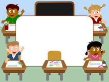 Photo Frame - School [2] royalty free illustration