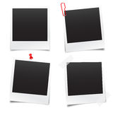 Photo Frame 001. Set of Photo Frame four style Royalty Free Stock Photography