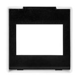 Photo frame. Slide 35mm. Royalty Free Stock Image