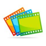 Photo frame symbol Stock Photo