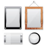 Photo frame vector Stock Images