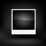 Photo frame. Vector Royalty Free Stock Photography