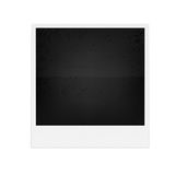 Photo frame. Vector Stock Image
