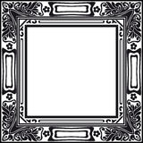 Photo Frame Vintage Retro Vector Royalty Free Stock Images