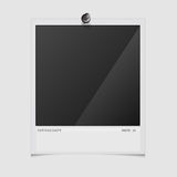 Photo frame on white background. Vector Stock Photos