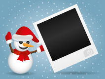 Photo frame for your photo. Royalty Free Stock Photography