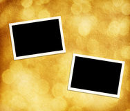 Photo frames Royalty Free Stock Image
