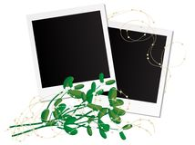 Photo frames Royalty Free Stock Images