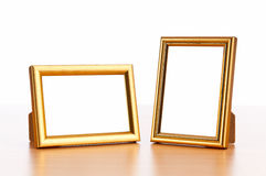 Photo frames Stock Image