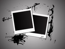Photo frames vector illustration