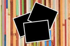 Photo frames Royalty Free Stock Photography