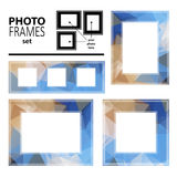 Photo frames-08 Stock Photos