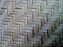 Photo frames on basket background. Photo frames on brown woven basketwork Royalty Free Stock Images