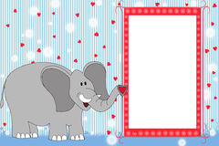 Photo  frames for children Royalty Free Stock Image