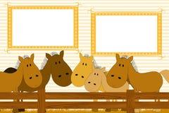 Photo  frames for children Stock Photo