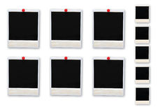 Photo frames isolated Royalty Free Stock Image