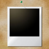 Photo Frames Represents Blank Space And Copy-Space Royalty Free Stock Images