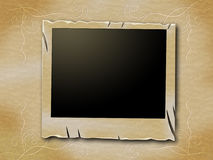Photo Frames Represents Old Paper And Aged Royalty Free Stock Photos