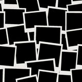 Photo frames, seamless pattern for your design Royalty Free Stock Image