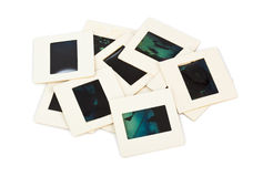 Photo frames for slide Stock Photo